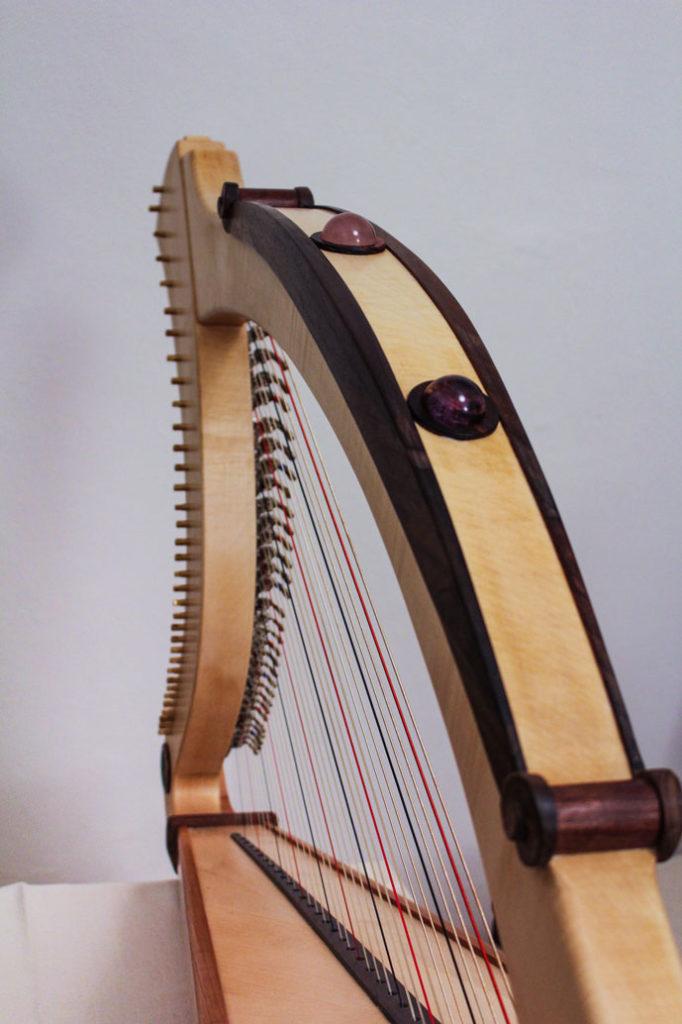 Irische Tara Harfe